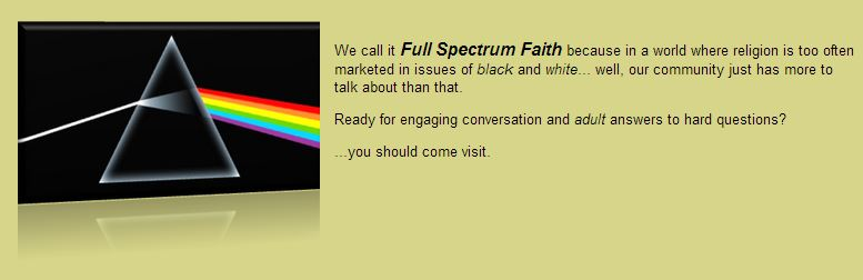 Full Spectrum Faith