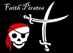 Faith Pirates flag