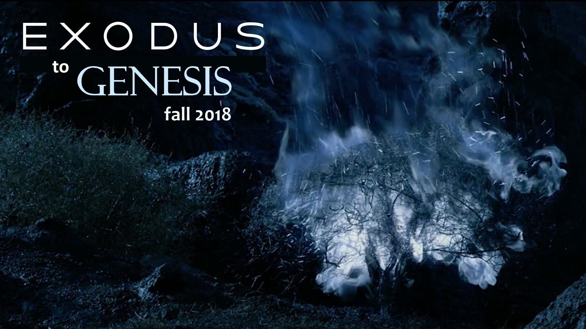 Our Fall Series on Exodus